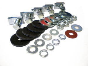 MGB Fuel Tank Fixing Kit - MBK121