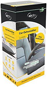 AirDry Re-Usable Car Dehumidifier 1kg