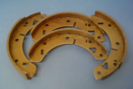 MGB Brake Shoe Set - GBS740