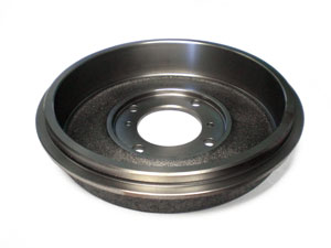 MGB Rear Brake Drum, Tube Axle - BTB706