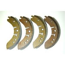 Morris Minor Front Brake Shoes 8""